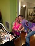 Ellen & Brandi C.  Inspire Studio Broadripple, IN