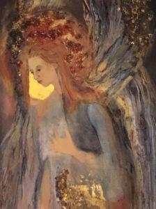 Angel Painting CB